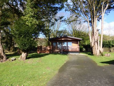 Photo for Birch Lodge 23 with Hot Tub, Newton Stewart