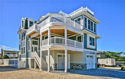 Photo for Brand New 3800 sq ft Ocean Side Home with Ocean views - Pool - 6 bdrm - 6.5 bath