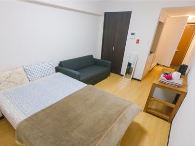 Photo for Cheap and Convenient Studio Apartment in Shinjuku