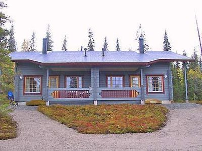 Photo for Vacation home Kinostupa 2a18 in Kuusamo - 10 persons, 4 bedrooms