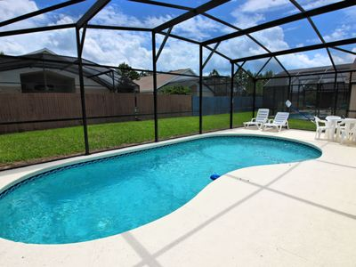 Photo for Vacation home Villa Pocahontas in Kissimmee - 7 persons, 3 bedrooms