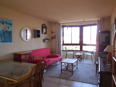 Photo for 2 bedroom apartment sleeps 5 PERROS-GUIREC