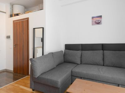 Photo for Bright and cosy studio close to the old Nice, shops and restaurants