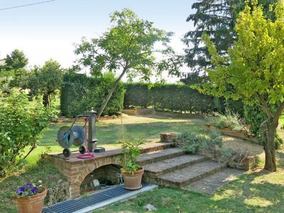 Photo for Vacation home Casa Il Valletto (MOM100) in Mombaruzzo - 4 persons, 2 bedrooms