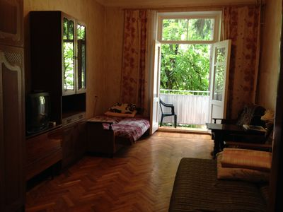 Photo for 2 room apartment for daily rent