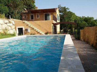 Photo for Part Converted 70m 11m pool, 3 * Ministerial Saint-Remy de Proven