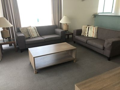 Photo for A Spacious 2 Bedroom Crown Towers Resort Holiday Apartment in Surfers Parardise