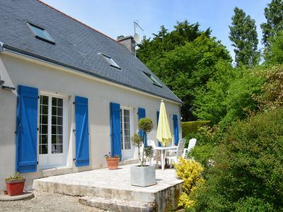 Photo for spacious house with large garden and terrace in the Bay of Douarnenez