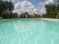 Spacious villa in a great location for exploring Tuscany