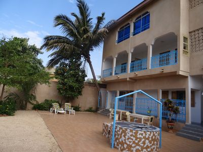 Photo for A SALY NIAKH NIAKHAL, nice apartment close to the beach with terrace