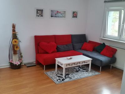 Photo for Frankfurt - East. Appart hotel / Suite. Large apartment with big terassa