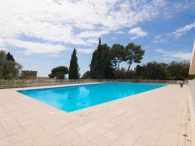 Photo for Apartment Abbaye de Roseland in Nice - 4 persons, 1 bedrooms