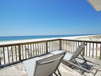 Photo for Newly Renovated Duplex Right on the Beach! Quick online booking for activities!