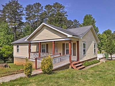 Photo for NEW! Atlanta Home w/ Porch - 7 Miles to Downtown!