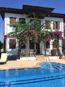 Photo for Beautiful 3 bed detached villa in Dalyan with  large private pool.