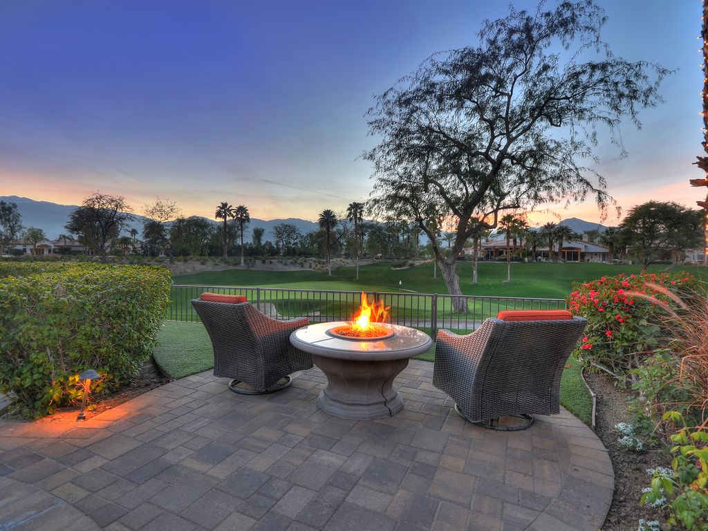 West Facing Golf Course Views, Stackable Sliding Doors, Pool and ...