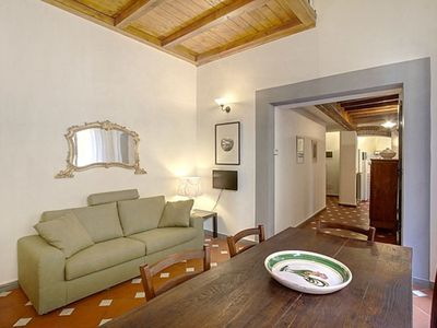 Photo for Apartment in the center of Florence with Lift, Internet, Washing machine, Air conditioning (971322)