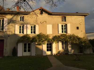 Photo for 6BR House Vacation Rental in Grenay, Auvergne-Rhône-Alpes