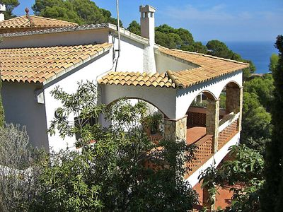 Photo for Vacation home Es Raco  in Begur, Costa Brava - 6 persons, 3 bedrooms