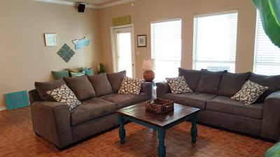 Photo for Beautiful 3/2.5 that sleeps 10 and is Close to the Beach