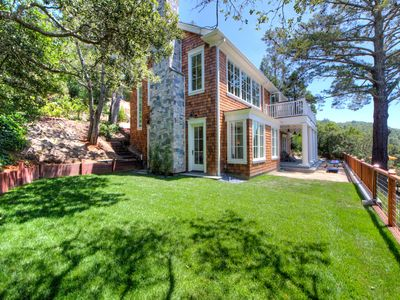Photo for Beautiful 5 BR 5 BA home in Mill Valley's Sunniest Neighborhood