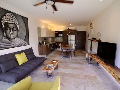 Photo for 1BR Apartment Vacation Rental in Quintana Roo, Quintana Roo