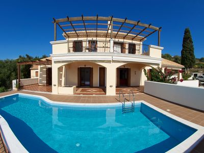 Photo for Family friendly villa with great surroundings close to village centre