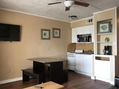 Photo for 1326 Beach Front Condo With Kitchenette