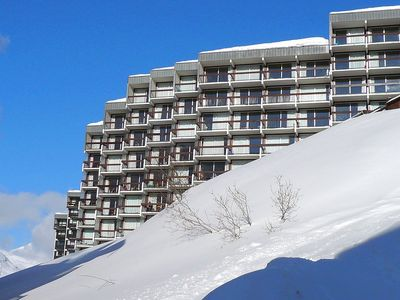 Photo for Apartment 322 m from the center of Tignes with Lift, Internet, Balcony (111543)