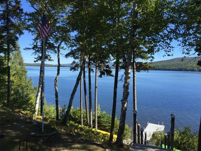Photo for On Pristine Moosehead Lake- Some Dogs Allowed