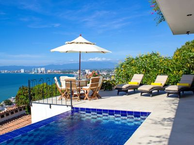 Photo for INCREDIBLE SPECIAL RATES ON CERTAIN WEEKS **PLEASE ASK* Luxury 5 Bedroom Villa in Puerto Vallarta