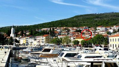 Photo for Apartment in Selce (Crikvenica), capacity 4+2