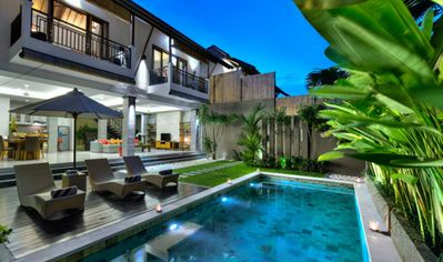 Photo for Kumpi, Luxury 2 Bedroom Villa, Central Seminyak