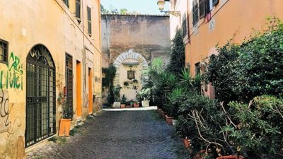 Photo for VIA DEI PANIERI - IL ❤ DI TRASTEVERE -
