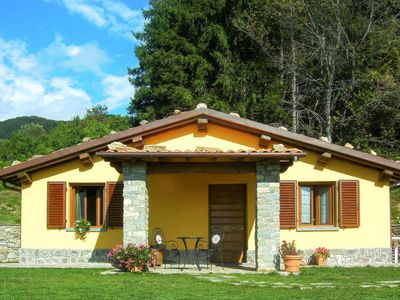 Photo for Vacation home Albereta (BLU130) in Bagni di Lucca - 4 persons, 1 bedrooms