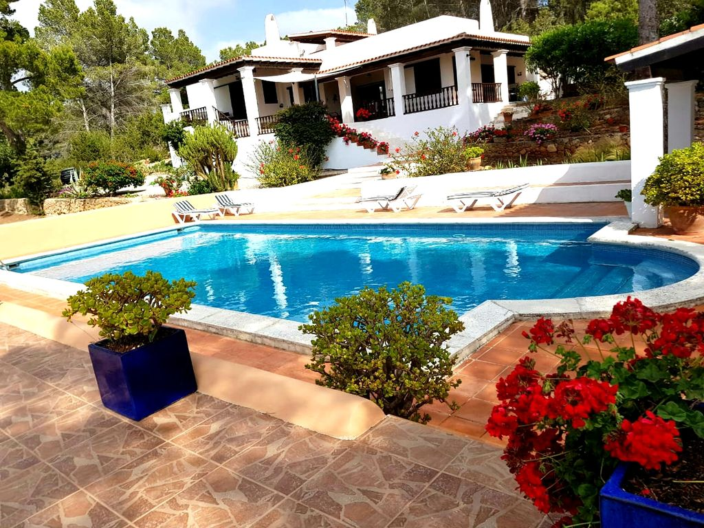 Seaview Mansion Villa Swimming Pool San Antonio Abad Hills - Ibiza - Sant  Antoni de Portmany