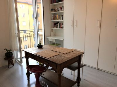 Photo for Nice cozy flat NEW ! Quiet area 10 minutes to DUOMO