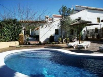 Photo for Self catering Villa La Palmera for 8 people