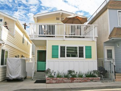 Photo for Well-appointed Two Story Home + Ample Deck + WIFI + New Carpet - 324 Descanso