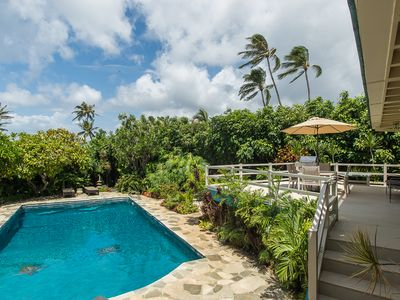 Photo for PRIVATE POOL, 2 MASTER SUITES, LUSH LANDSCAPING!