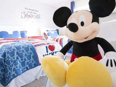 Photo for IFR7433HA - 4 Bedroom Townhouse In Storey Lake Resort, Sleeps Up To 10, Just 5 Miles To Disney