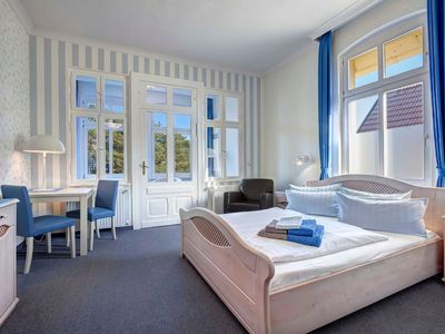 Photo for 02, double room deluxe with sea view - Hotel Villa Seeschlößchen 3 ***