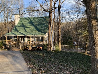 Photo for Tree Tops Spacious Lake Front Family-Friendly Home