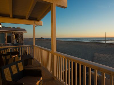 Photo for Location, Location, Location! Oceanfront Single Family Home. (68133)
