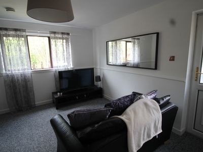 Photo for Glan y ffordd 2 bed house Near cardiff