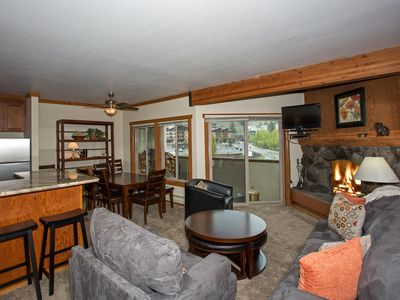 Photo for ****Remodeled 2 BR - Stay in Squaw - WALKING DISTANCE to Village***