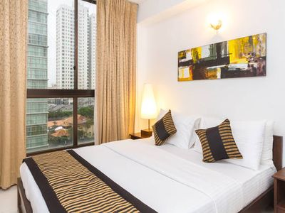 Photo for 2BR Apartment Vacation Rental in Colombo Town, Western Province