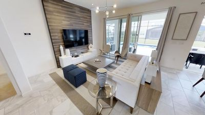 Photo for SONOMA Ultimate Modern Villa in gated Resort, Games Room, Pool & Spa