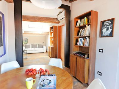 Photo for Apartment Apt. San Lorenzo II in Firenze - 2 persons, 1 bedrooms