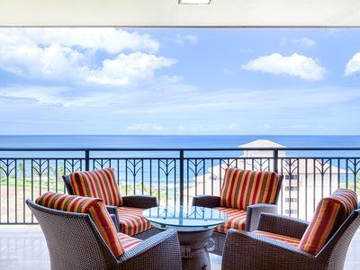 Photo for Exclusive TOP Floor Penthouse in Ocean Tower w/Panoramic Ocean View Ko Olina